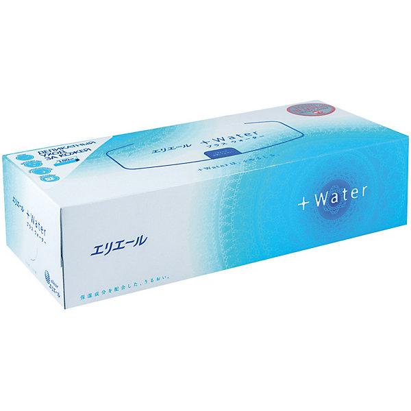 Салфетки Elleair +Water 180 штук
