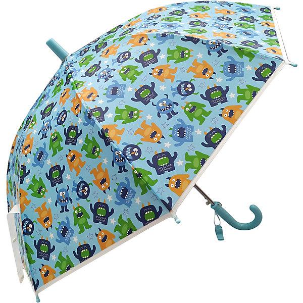 Купить Зонт детский Mary Poppins Монстрики , 48 см, полуавтомат, Наша Игрушка, Китай, Мужской