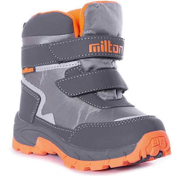 Milton Утепленные ботинки Milton