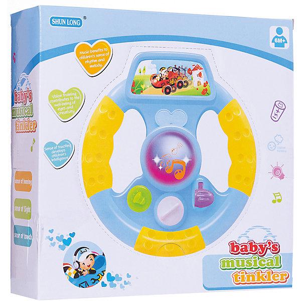 Junfa Toys Развивающая игрушка Руль