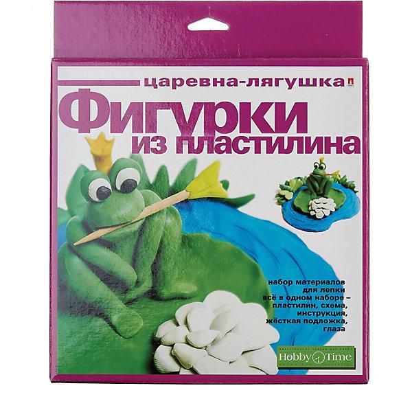 hobby time Набор для творчества HOBBY TIME Картина из пластилина. Царевна лягушка №1