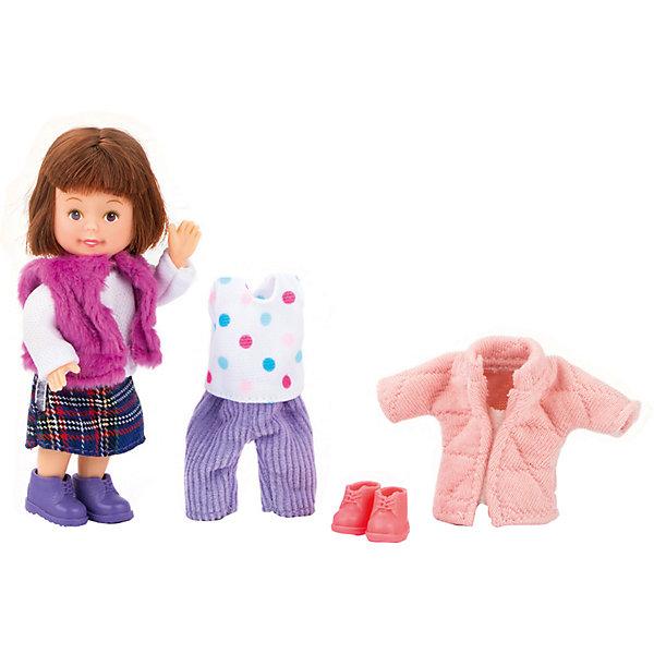 Фото - Paula Кукла Paula Зимний гардероб: брюнетка paula кукла paula волшебство фея в фиолетовом