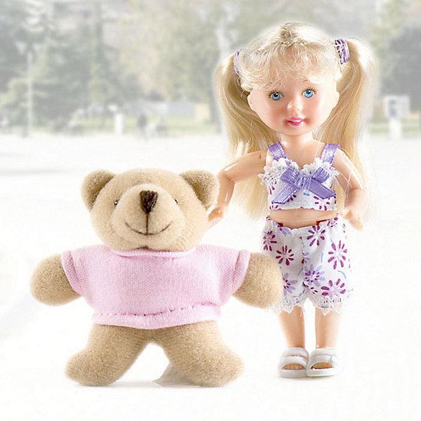 """Paula Игровой набор Paula """"С любимой игрушкой: медвежонок"""""""