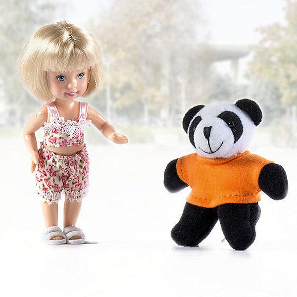 """Paula Игровой набор Paula """"С любимой игрушкой: панда"""""""