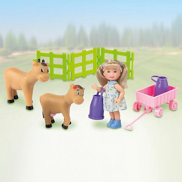 Купить Игровой набор Paula В деревне: с коровами , Китай, Унисекс