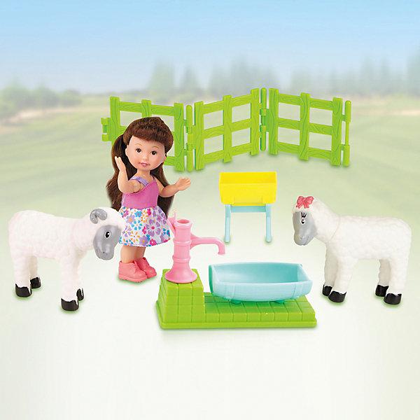 Купить Игровой набор Paula В деревне: с овечками , Китай, Унисекс