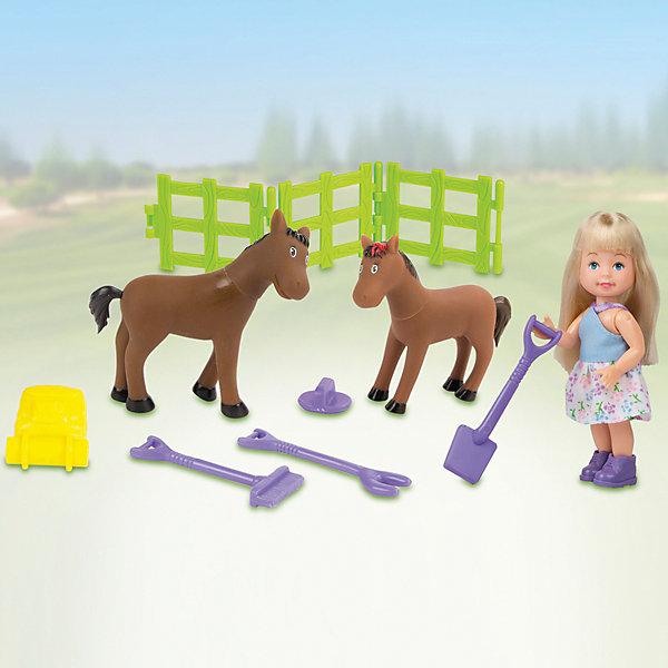 Купить Игровой набор Paula В деревне: с лошадьми , Китай, Унисекс