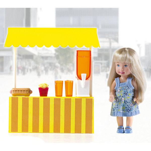 Игровой набор Paula На рынке: ларек с едой , Китай, Унисекс  - купить со скидкой