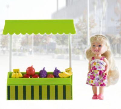 Paula Игровой набор Paula На рынке: ларек с фруктами