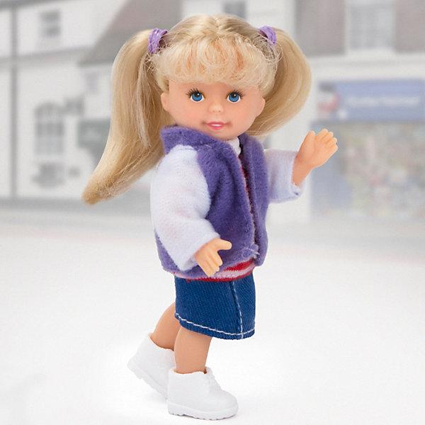 Paula Кукла Зимний наряд: сиреневая куртка