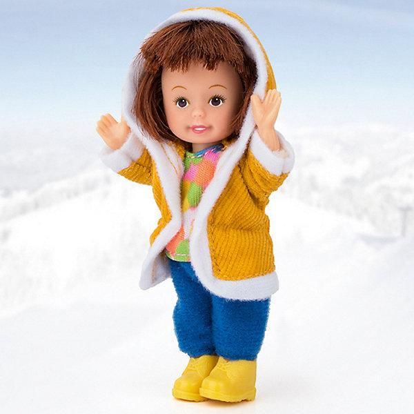Paula Кукла Зимний наряд: куртка с капюшоном