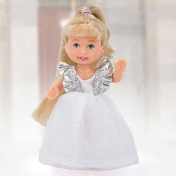 Paula Кукла Paula Выход в свет: белое платье кукла невеста 45 см свет звук бат вх в компл в ассорт пакет