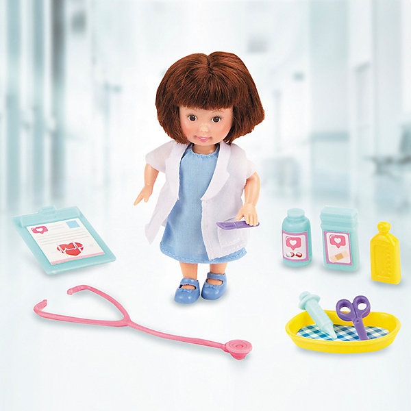 Купить Игровой набор Paula Я - профессионал: врач , Китай, Унисекс