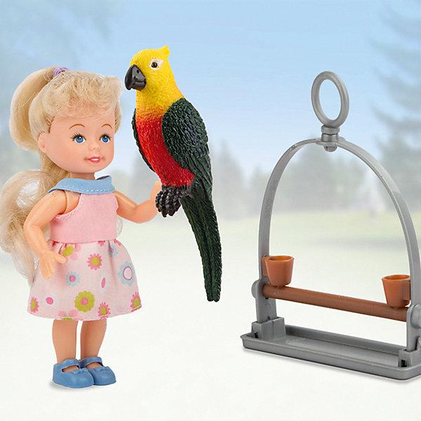 Paula Игровой набор С питомцем: попугай