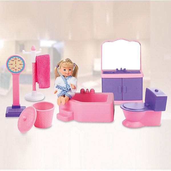Купить Игровой набор Paula Мой дом: ванная , Китай, Унисекс