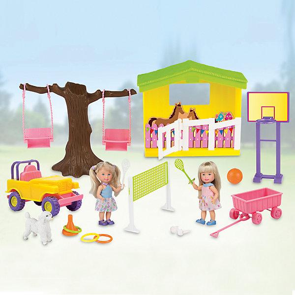 Купить Игровой набор Paula Игры на свежем воздухе , Китай, Унисекс