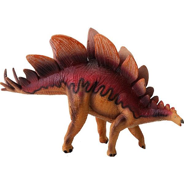 Игрики ZOO Игрушка «Стегозавр»
