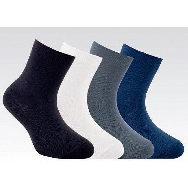 Conte-kids Носки Tip-Top, темно-синие