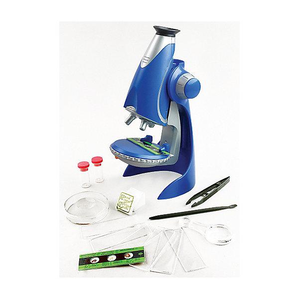 Купить Набор исследователя Edu Toys Микроскоп, 100х, 300х, 450х, Edu-Toys, Китай, Унисекс
