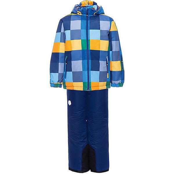 COLOR KIDS Комплект Color Kids Streep: куртка и полукомбинезон куртка helium куртки короткие
