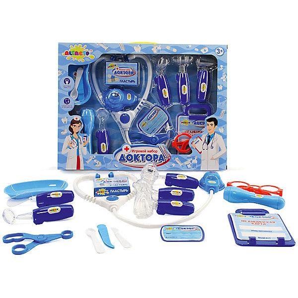 Купить Игровой набор Altacto Медицинский центр , 16 предметов, Китай, Унисекс