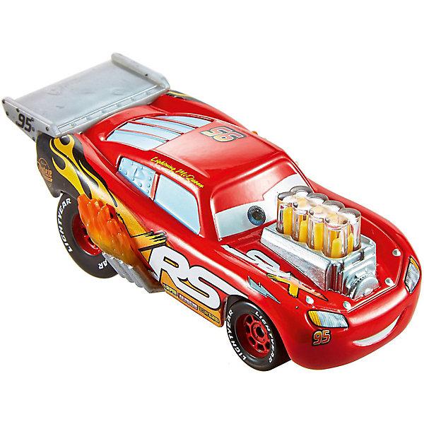 Mattel Машинка Cars Экстремальные тачки Молния Маккуин