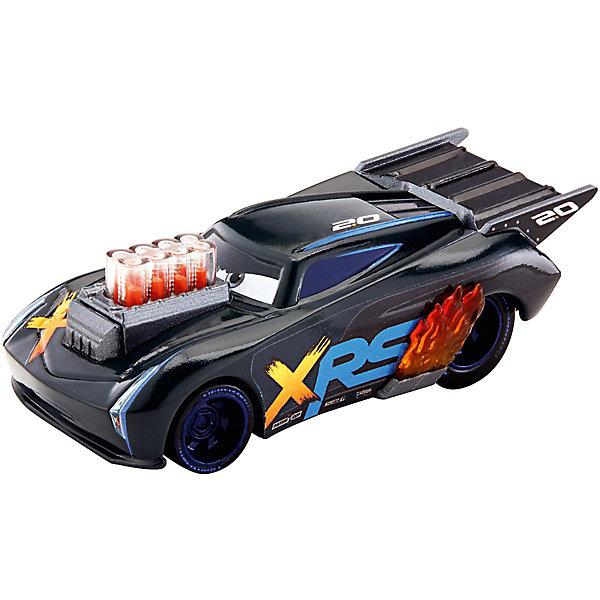 Mattel Машинка Cars Экстремальные тачки Джексон Шторм