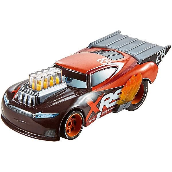 Mattel Машинка Cars Экстремальные тачки Нитроад