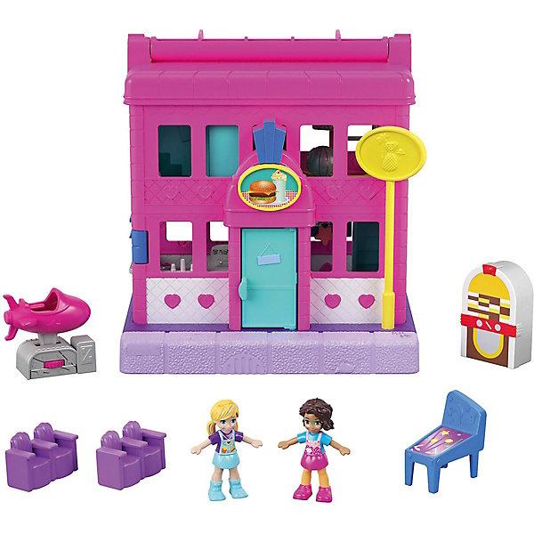 Mattel Игровой набор Polly Pocket Полливиль Закусочная