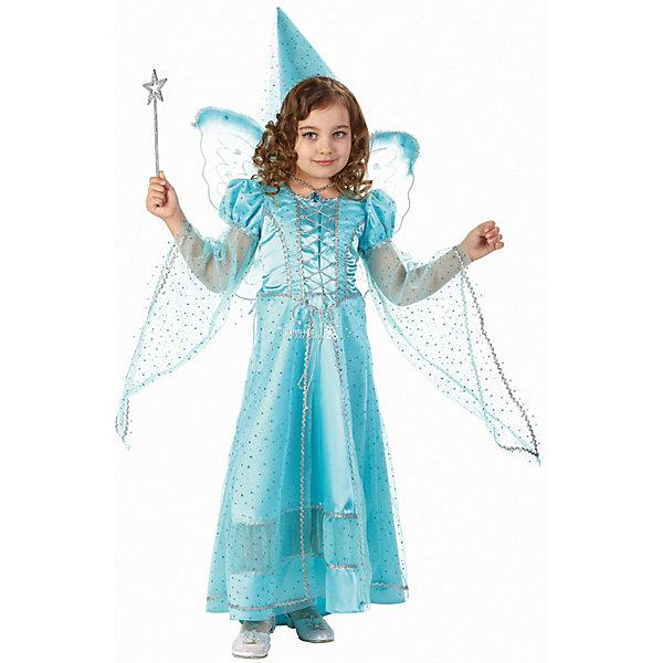Батик Карнавальный костюм Батик Фея сказочная голубая батик карнавальный костюм батик фея лиловая