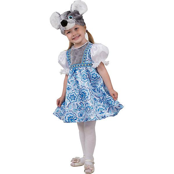 Jeanees Карнавальный костюм Jeanees Мышка Варварка карнавальный костюм jeanees цыплёнок пончик цвет желтый размер 28