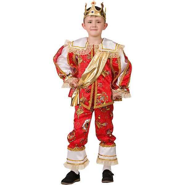 Купить Карнавальный костюм Jeanees Герцог , Россия, 110, 116, 122, 140, 128, 134, 152, 146, Мужской