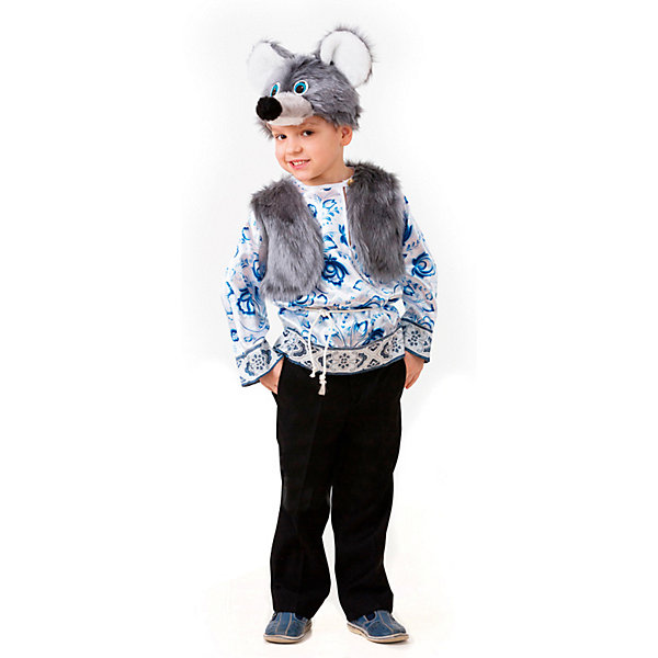 Батик Карнавальный костюм Батик Мышонок Филипка батик карнавальный костюм батик овенчик сипсик