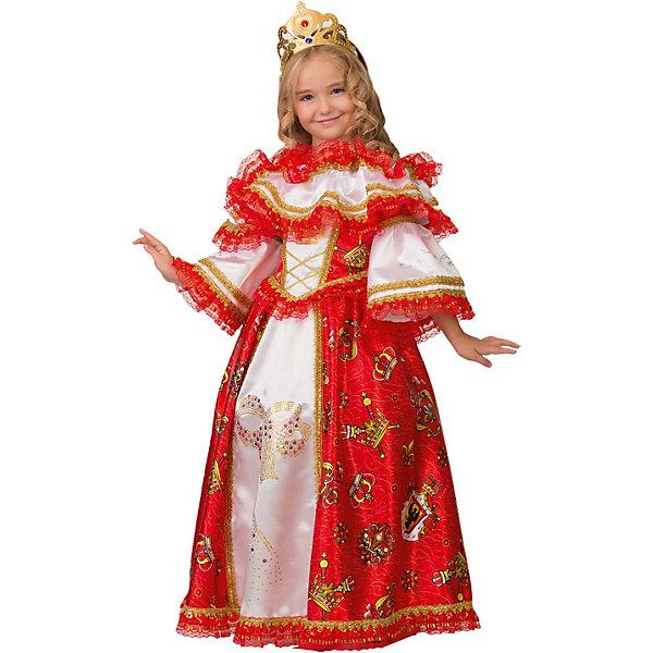 Купить Карнавальный костюм Jeanees Герцогиня , Россия, 128, 116, 110, 134, 122, 140, 146, Женский