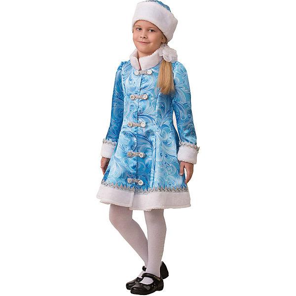 Jeanees Карнавальный костюм Jeanees Снегурочка сказочная карнавальный костюм jeanees цыплёнок пончик цвет желтый размер 28