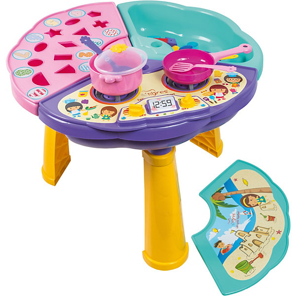 Тигрес Многофункциональный игровой столик Tigres