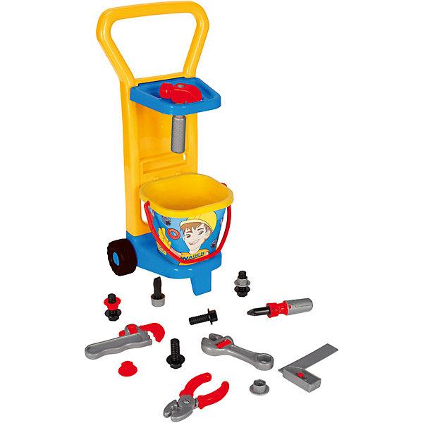 Wader Игровой набор Маленький механик