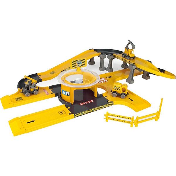 Wader Игровой набор Kid Cars 3D Стройка