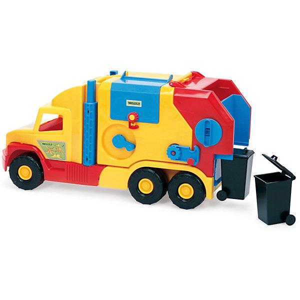 Wader Мусоровоз Super Truck, малый