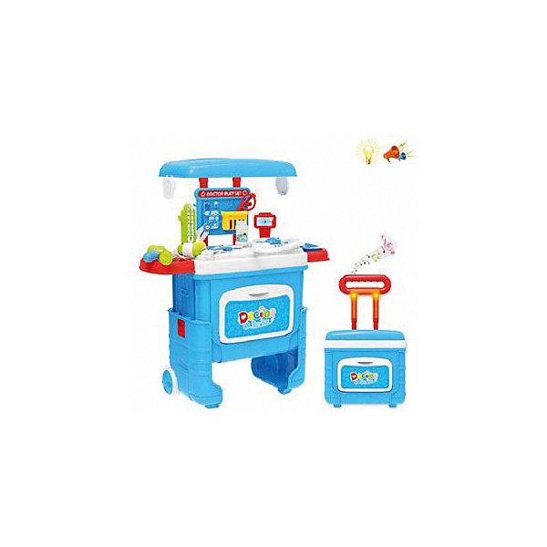 купить Наша Игрушка Игровой набор Наша Игрушка Доктор, в чемоданчике дешево