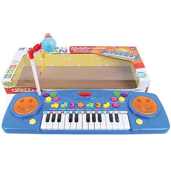 """Наша Игрушка Электронный орган Наша Игрушка """"Смайл"""", 25 клавиш"""