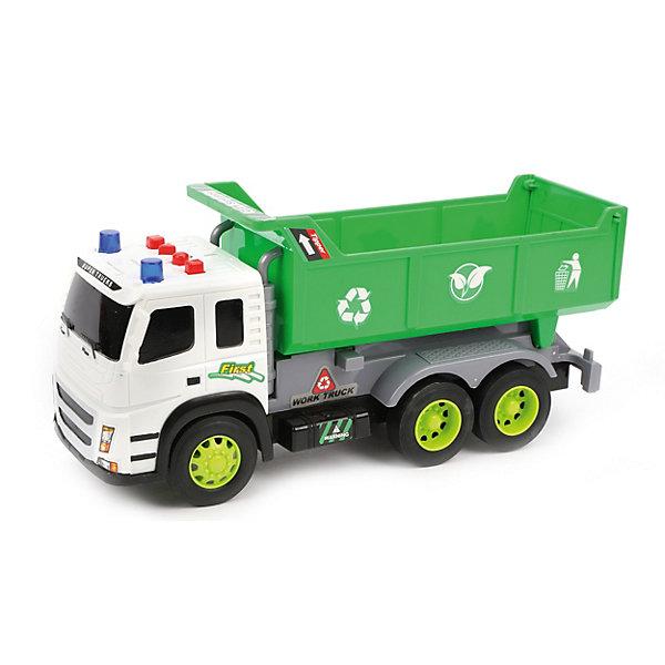 Купить Инерционная машина Наша Игрушка Грузовик , Китай, зеленый, Мужской