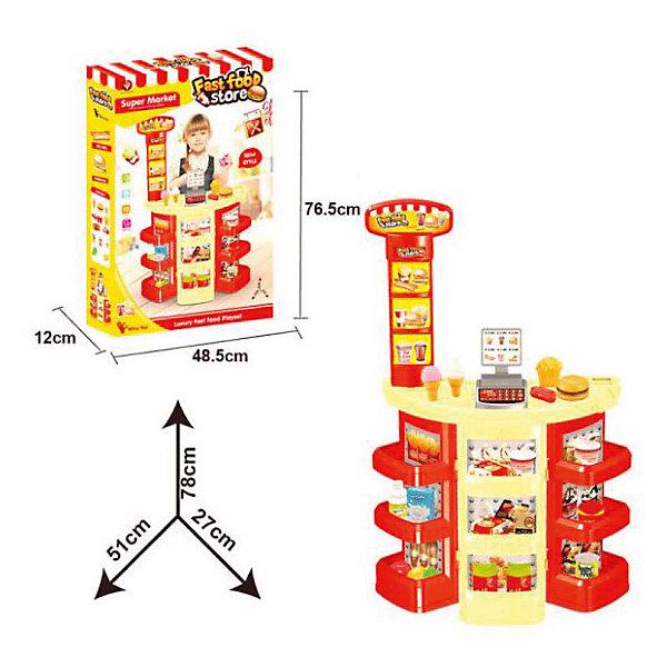 Наша Игрушка Игровой набор Наша Игрушка Магазин, 30 аксессуаров игрушка