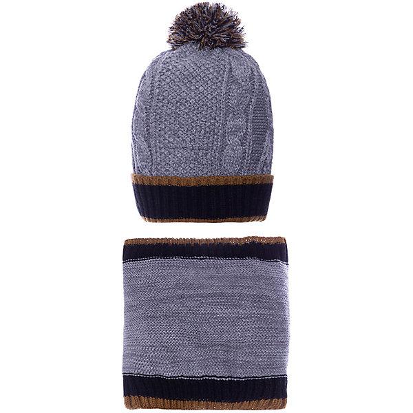 Trybeyond Комплект Trybeyond: шапка и снуд