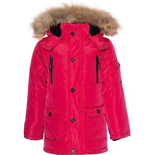 Купить Куртка Trybeyond, Китай, красный, 134, 122, 176, 140, 128, 164, 116, 152, Мужской
