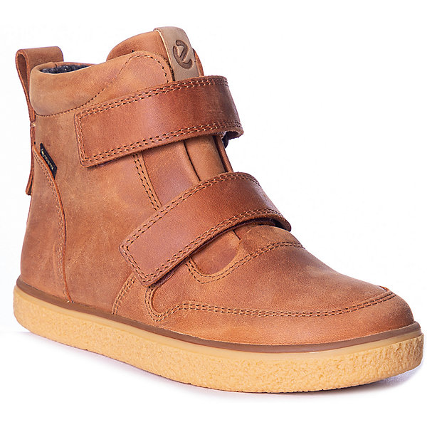 Купить Ботинки ECCO, Индия, коричневый, 32, 33, 31, 34, 30, 35, Унисекс