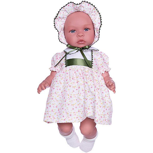 Asi Кукла Asi Пупс Лео в летнем платье 46 см, арт 184600