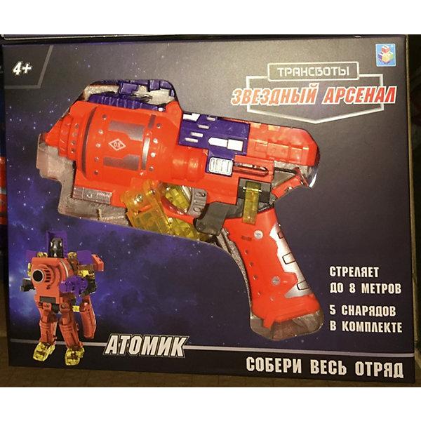 Купить Оружие 1Toy Трансботы. Звёздный арсенал Атомик, Китай, разноцветный, Мужской