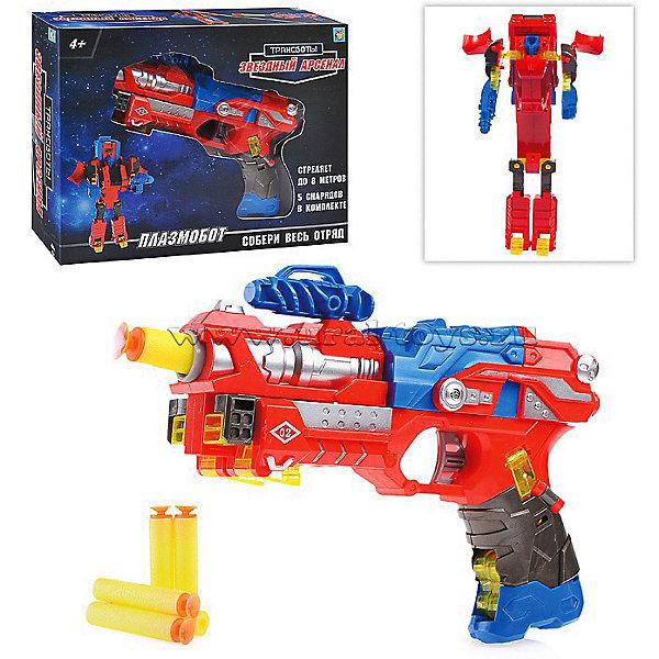 Купить Оружие 1Toy Трансботы. Звёздный арсенал Плазмобот, Китай, разноцветный, Мужской