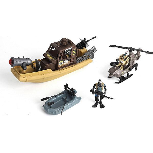 Игровой набор Chap Mei Береговой патруль